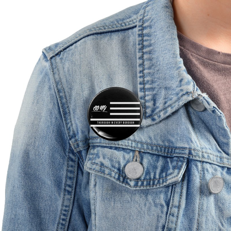 VINTAGE 2020 S.O.xN.Y. FLAG ITEMS   LIMITED Accessories Button by SOxNY OFFICIAL SHOP