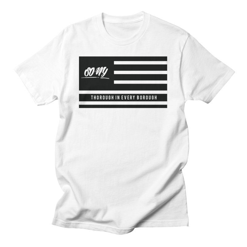 VINTAGE 2020 S.O.xN.Y. FLAG ITEMS   LIMITED Men's T-Shirt by SOxNY OFFICIAL SHOP