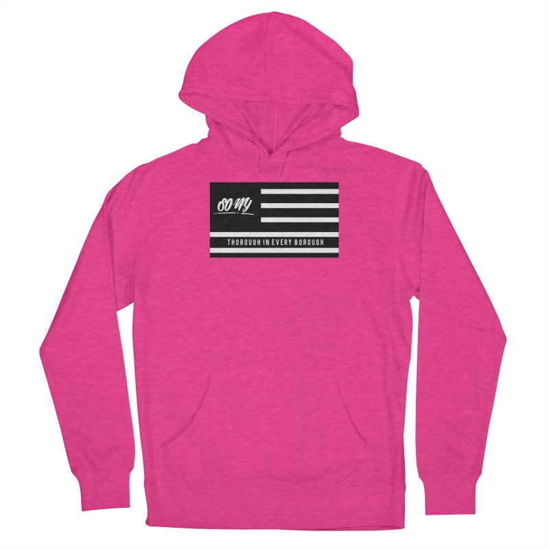 VINTAGE 2020 S.O.xN.Y. FLAG ITEMS   LIMITED Women's Pullover Hoody by SOxNY OFFICIAL SHOP