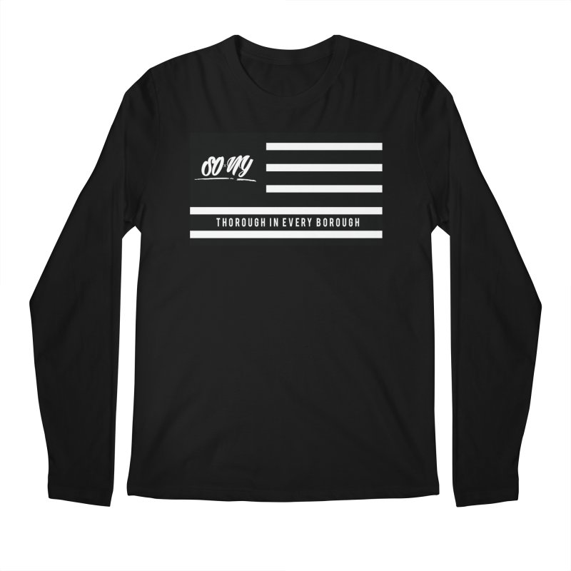 VINTAGE 2020 S.O.xN.Y. FLAG ITEMS   LIMITED Men's Longsleeve T-Shirt by SOxNY OFFICIAL SHOP
