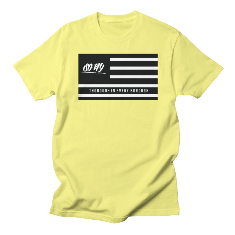 VINTAGE 2020 S.O.xN.Y. FLAG ITEMS | LIMITED Men's T-Shirt by SOxNY OFFICIAL SHOP