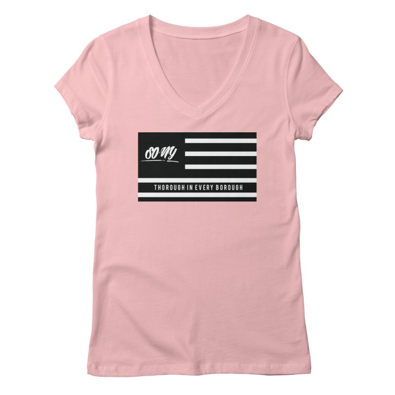 VINTAGE 2020 S.O.xN.Y. FLAG ITEMS | LIMITED Women's V-Neck by SOxNY OFFICIAL SHOP