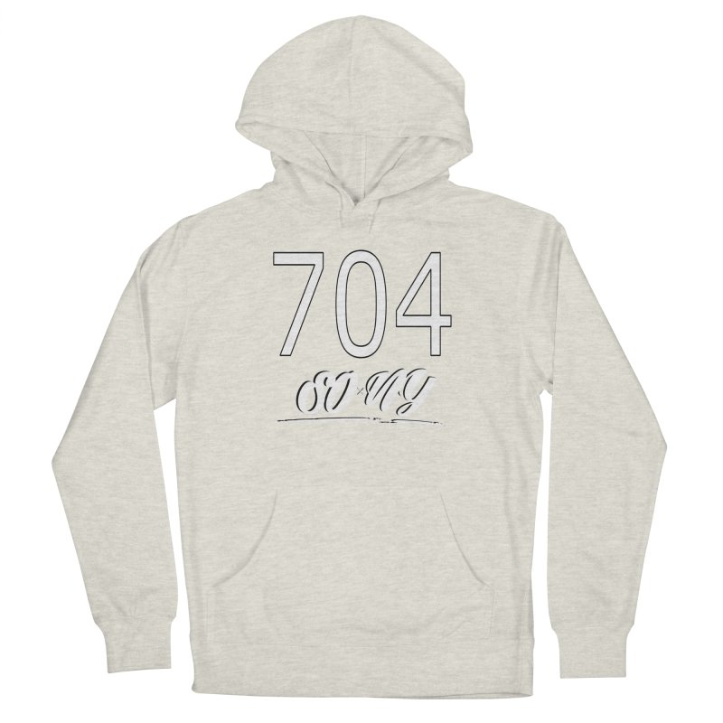 NC Area Codes S.O.xN.Y. Limited Tee Men's Pullover Hoody by SOxNY OFFICIAL SHOP