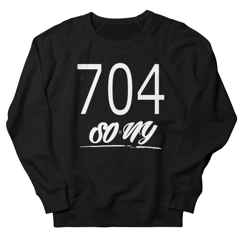 NC Area Codes S.O.xN.Y. Limited Tee Women's Sweatshirt by SOxNY OFFICIAL SHOP