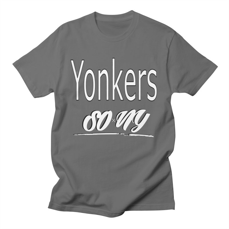 Yonkers S.O.xN.Y. Limited Tee Men's T-Shirt by SOxNY OFFICIAL SHOP