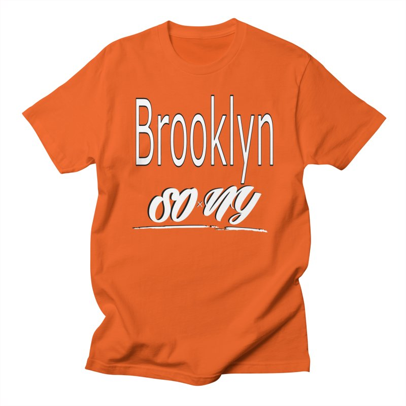 Brooklyn official S.O.xN.Y. Tee Men's T-Shirt by SOxNY OFFICIAL SHOP