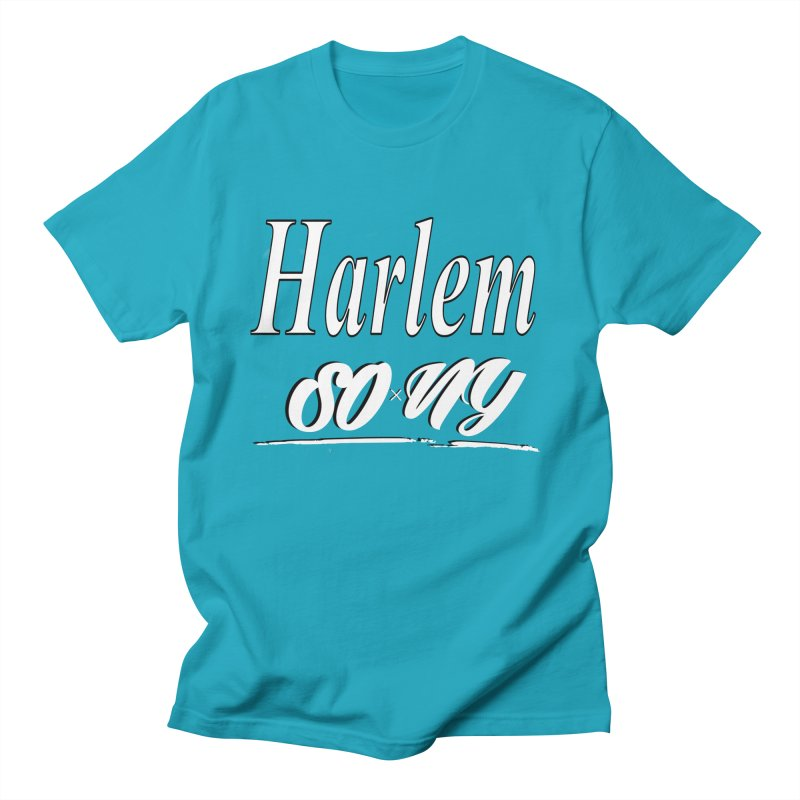 Harlem exclusive S.O.xN.Y. Tee Men's T-Shirt by SOxNY OFFICIAL SHOP