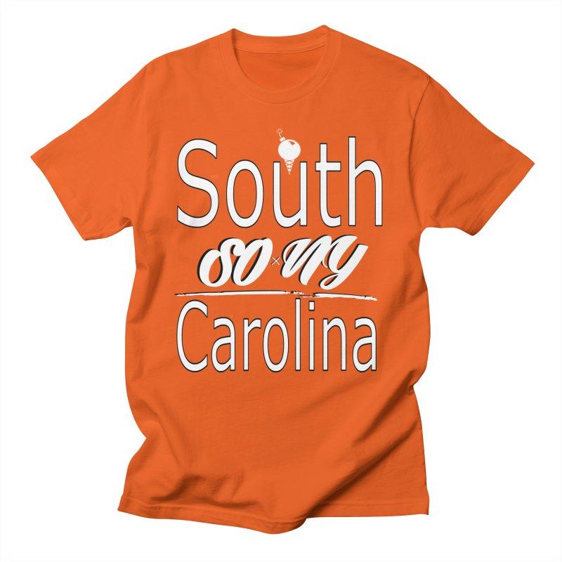 South Carolina Official DJ S.O.xN.Y. Tee Men's T-Shirt by SOxNY OFFICIAL SHOP