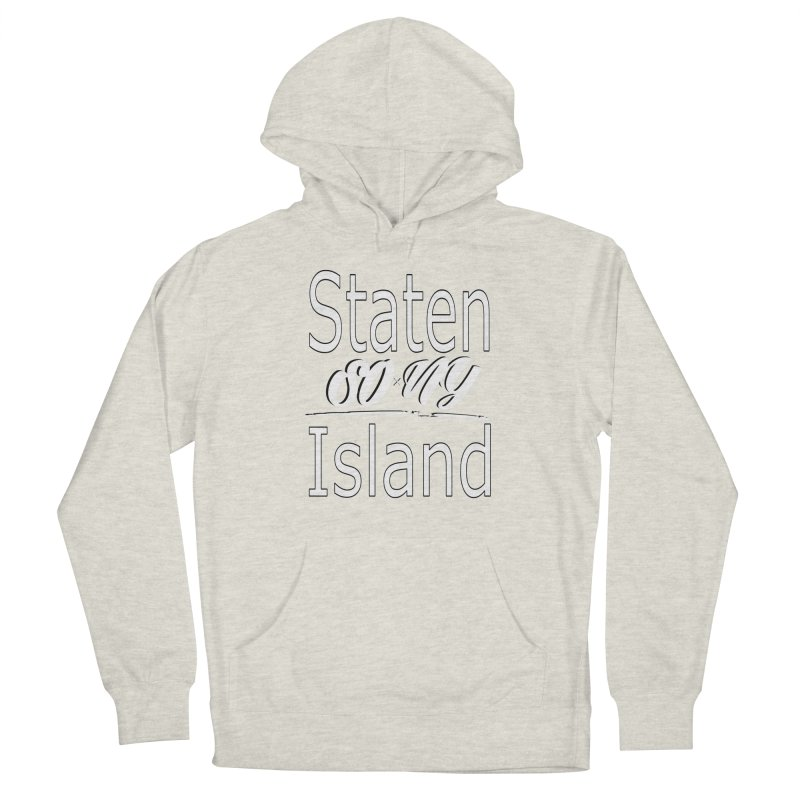 Staten Island official S.O.xN.Y. Collection Men's Pullover Hoody by SOxNY OFFICIAL SHOP