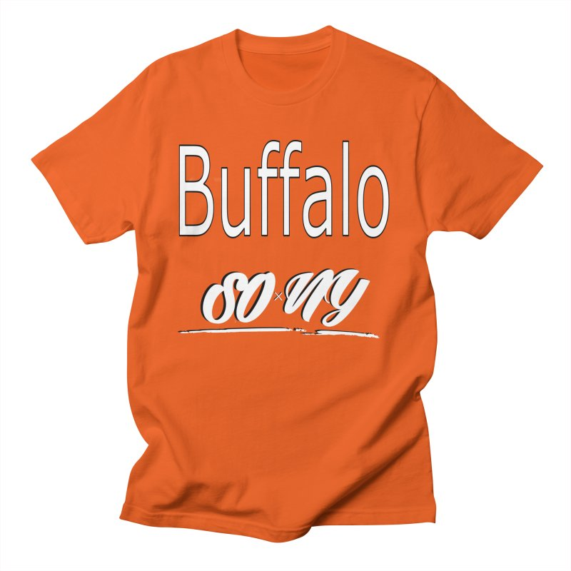 Buffalo NY Limited S.O.xN.Y. Tee Men's T-Shirt by SOxNY OFFICIAL SHOP