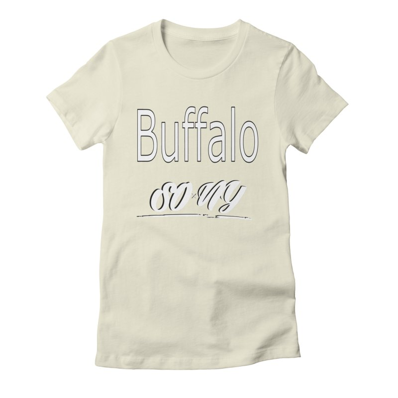 Buffalo NY Limited S.O.xN.Y. Tee Women's T-Shirt by SOxNY OFFICIAL SHOP