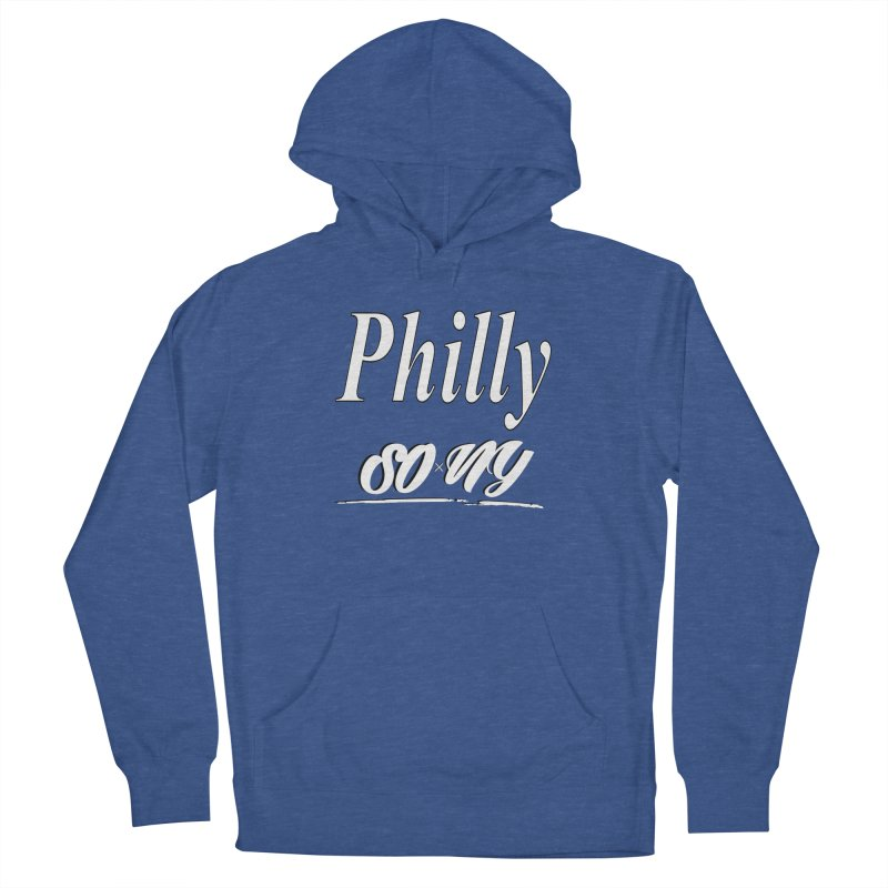 Philly limited S.O.xN.Y. Collection Men's Pullover Hoody by SOxNY OFFICIAL SHOP
