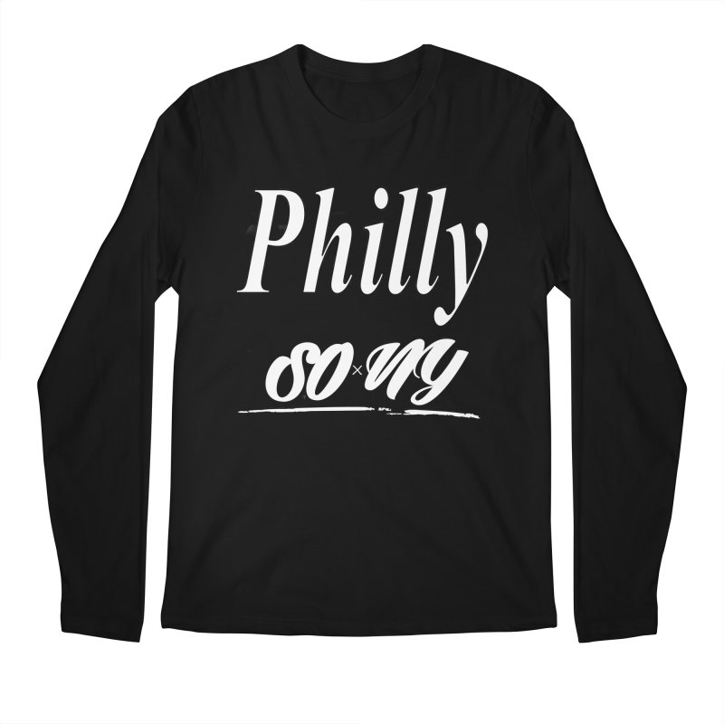 Philly limited S.O.xN.Y. Collection Men's Longsleeve T-Shirt by SOxNY OFFICIAL SHOP