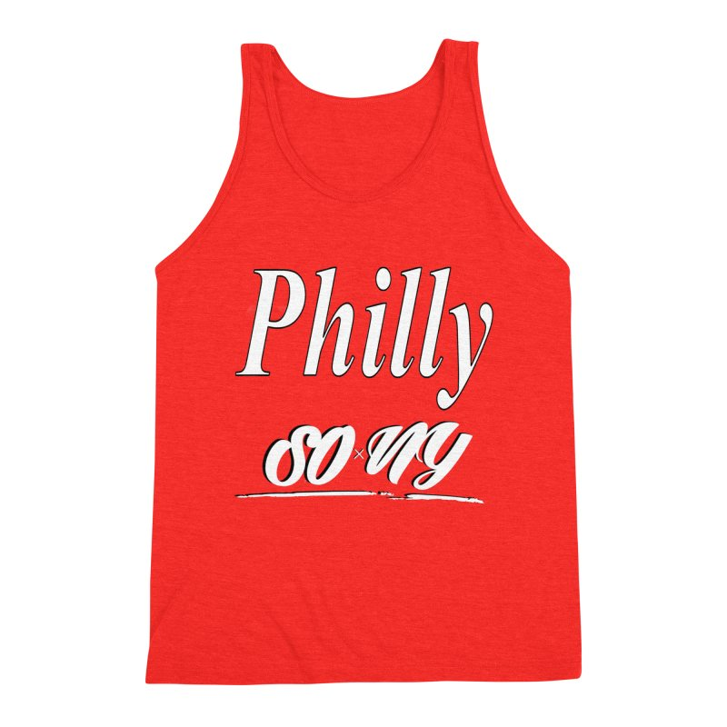 Philly limited S.O.xN.Y. Collection Men's Tank by SOxNY OFFICIAL SHOP