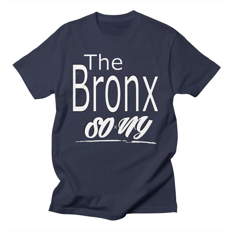 S.O.xN.Y. Bronx Collection Men's T-Shirt by SOxNY OFFICIAL SHOP