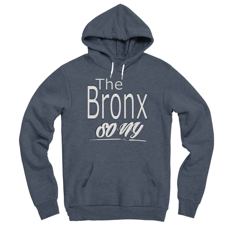 S.O.xN.Y. Bronx Collection Men's Pullover Hoody by SOxNY OFFICIAL SHOP