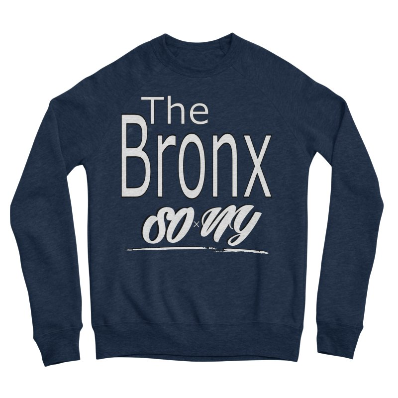 S.O.xN.Y. Bronx Collection Men's Sweatshirt by SOxNY OFFICIAL SHOP