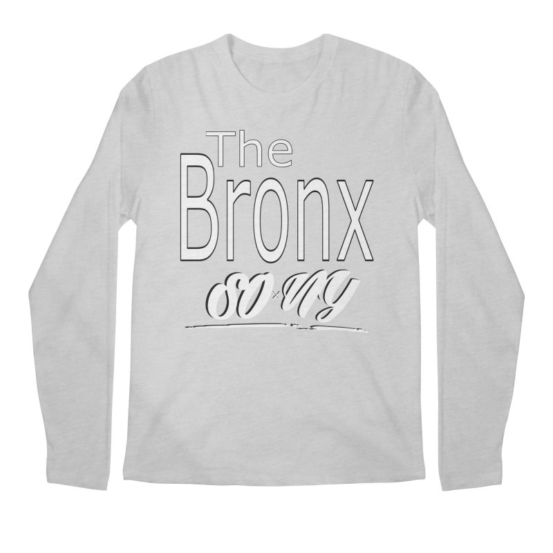 S.O.xN.Y. Bronx Collection Men's Longsleeve T-Shirt by SOxNY OFFICIAL SHOP