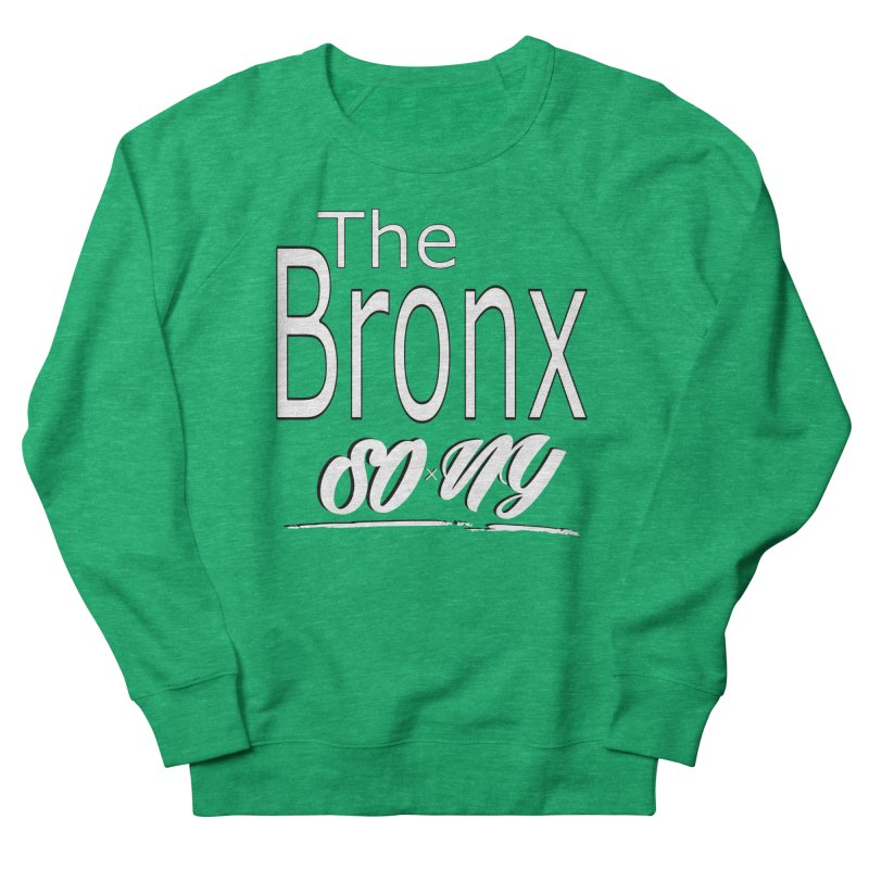 S.O.xN.Y. Bronx Collection Women's Sweatshirt by SOxNY OFFICIAL SHOP