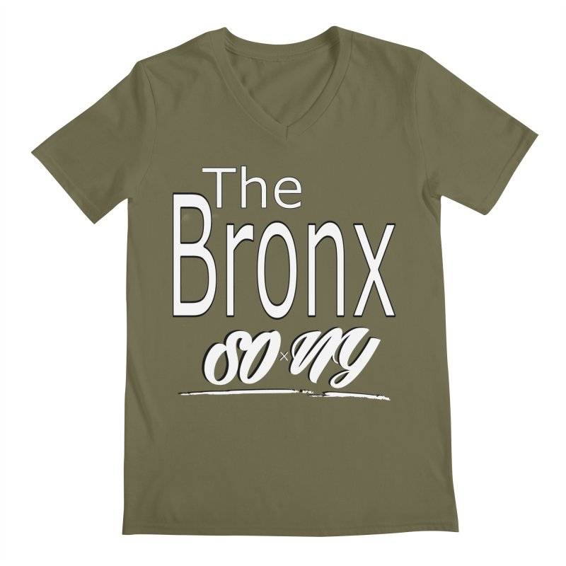 S.O.xN.Y. Bronx Collection Men's V-Neck by SOxNY OFFICIAL SHOP