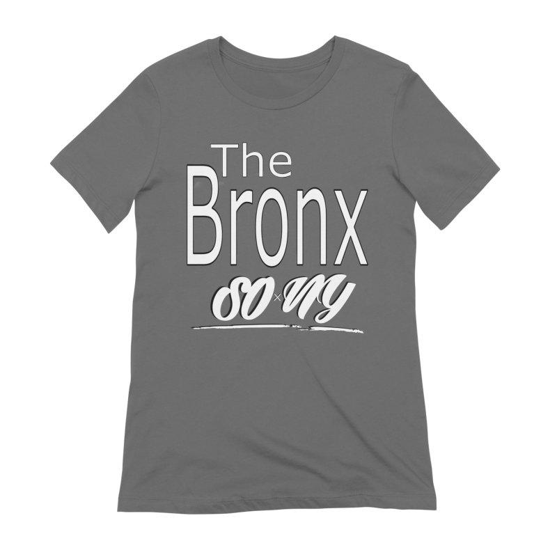 S.O.xN.Y. Bronx Collection Women's T-Shirt by SOxNY OFFICIAL SHOP