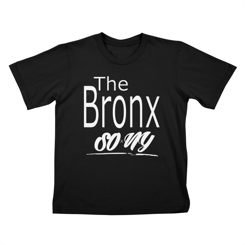 S.O.xN.Y. Bronx Collection Kids T-Shirt by SOxNY OFFICIAL SHOP