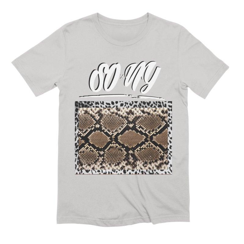 LaFrentz Men's T-Shirt by SOxNY OFFICIAL SHOP