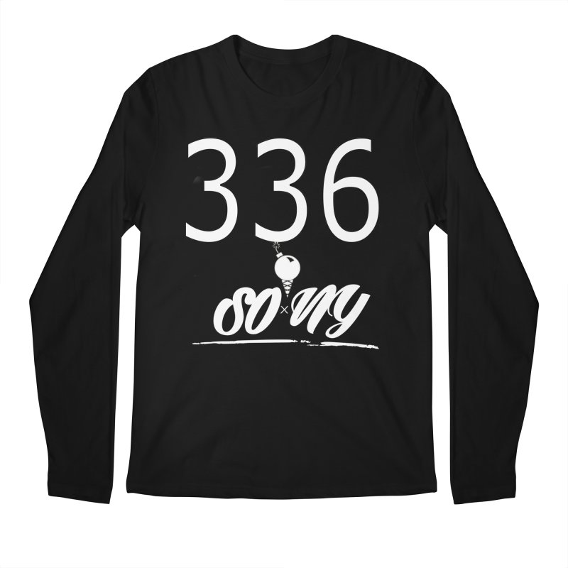 336 limited S.O.xN.Y. Men's Longsleeve T-Shirt by SOxNY OFFICIAL SHOP