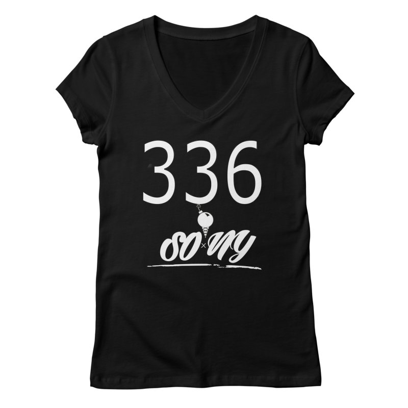 336 limited S.O.xN.Y. Women's V-Neck by SOxNY OFFICIAL SHOP