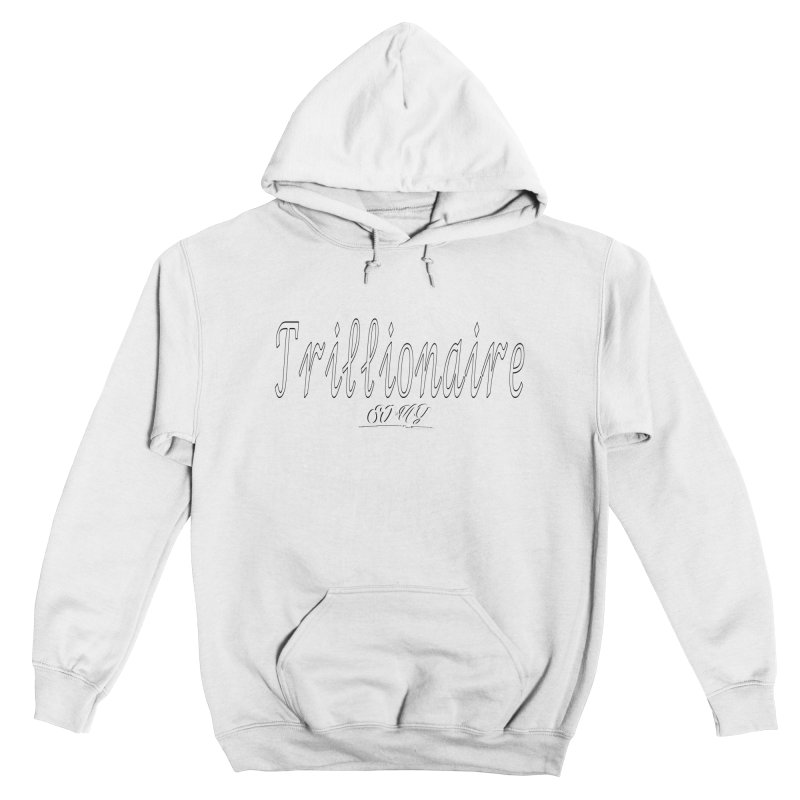 Trillionaire Collection Women's Pullover Hoody by SOxNY OFFICIAL SHOP