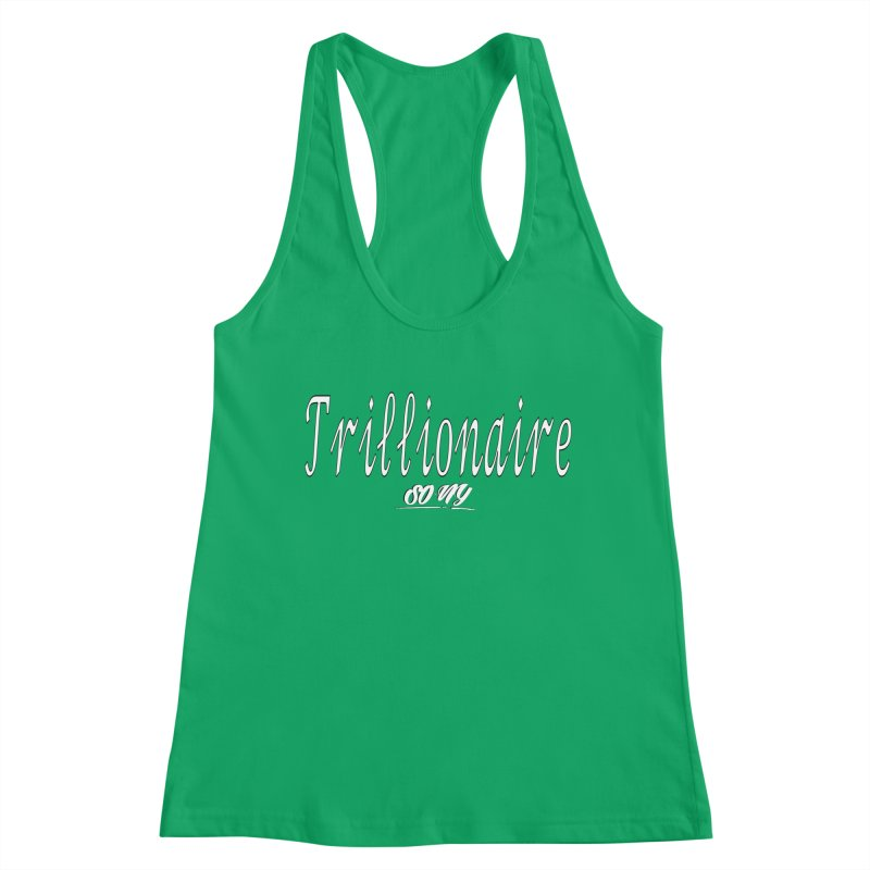 Trillionaire Collection Women's Tank by SOxNY OFFICIAL SHOP