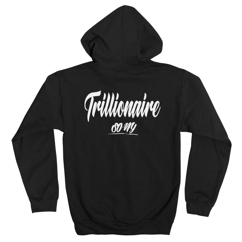 Trilly Collection 2 Men's Zip-Up Hoody by SOxNY OFFICIAL SHOP