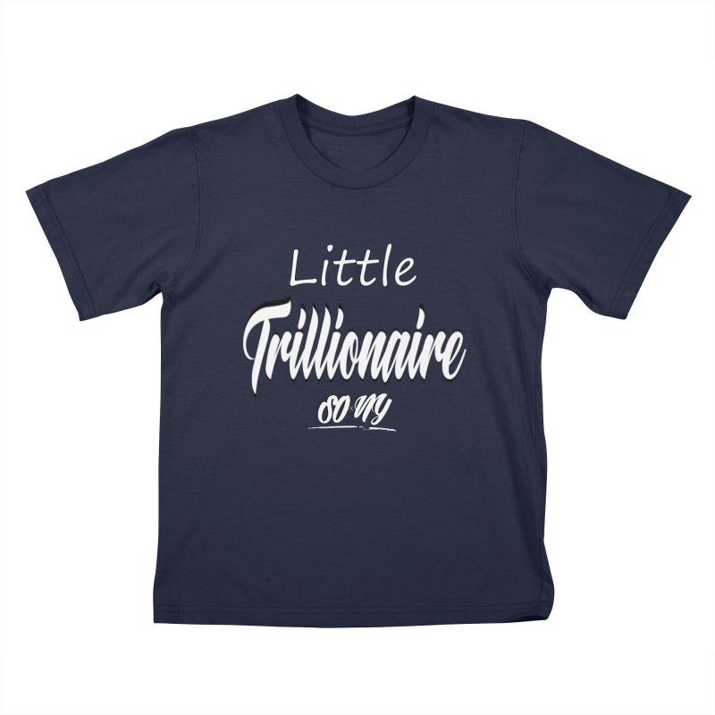Trilly Kids Collection 2 Kids T-Shirt by SOxNY OFFICIAL SHOP