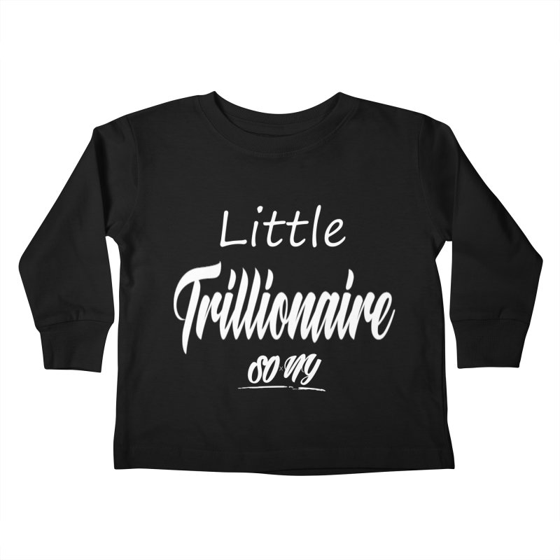 Trilly Kids Collection 2 Kids Toddler Longsleeve T-Shirt by SOxNY OFFICIAL SHOP