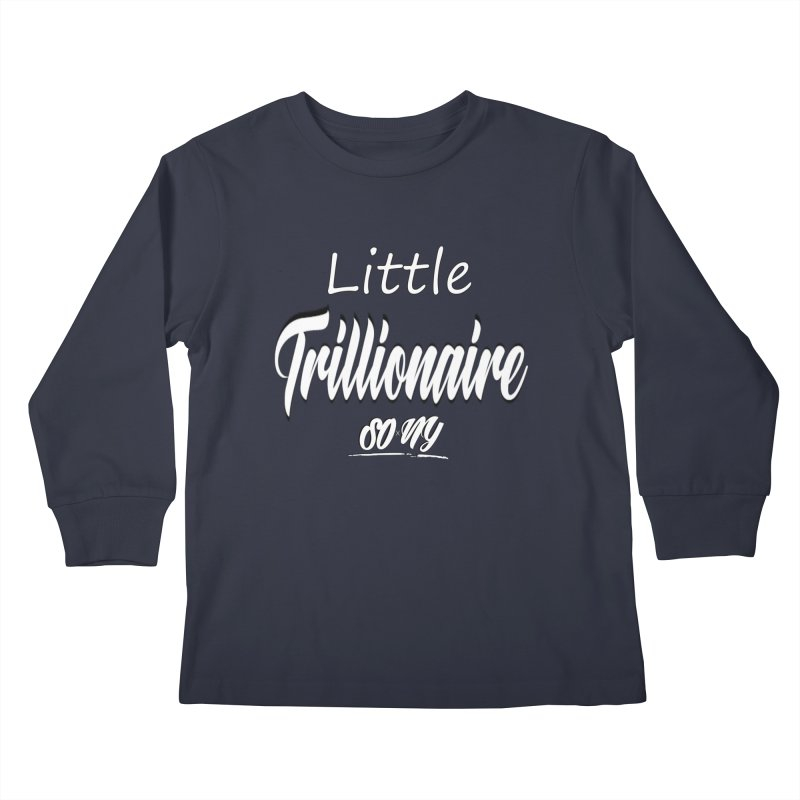 Trilly Kids Collection 2 Kids Longsleeve T-Shirt by SOxNY OFFICIAL SHOP