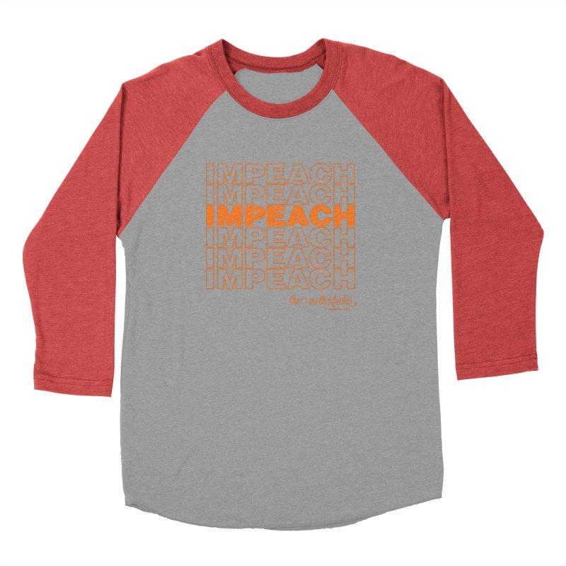 Impeach orange - NSFW Men's Longsleeve T-Shirt by random facts