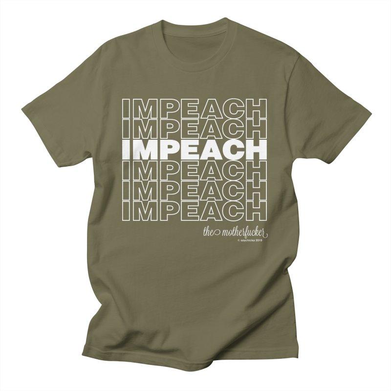Impeach - NSFW Men's T-Shirt by random facts
