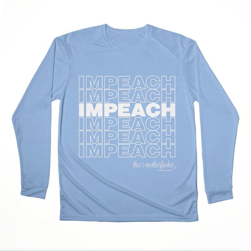 Impeach - NSFW Women's Longsleeve T-Shirt by random facts
