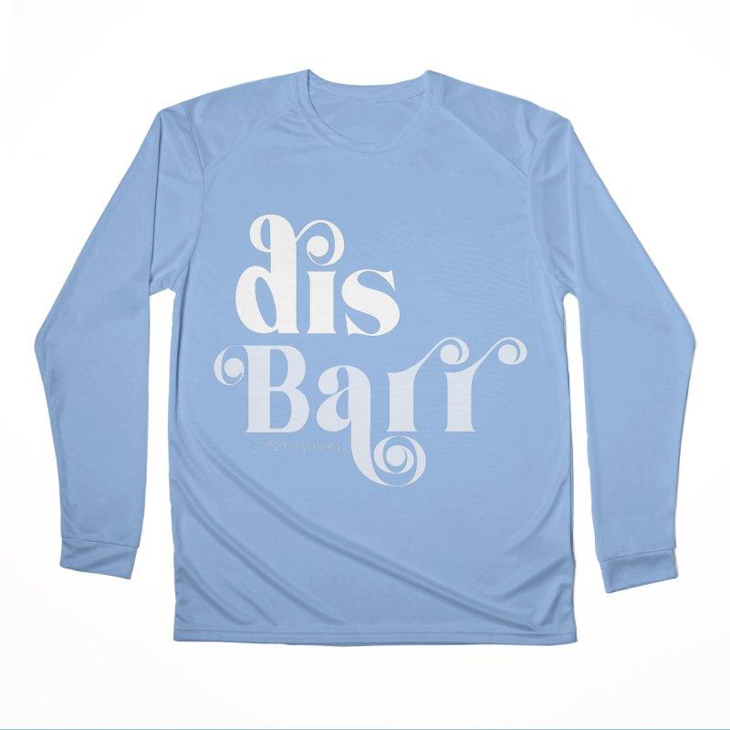 disBarr Men's Longsleeve T-Shirt by random facts