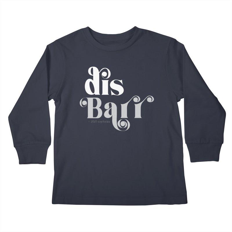disBarr Kids Longsleeve T-Shirt by random facts