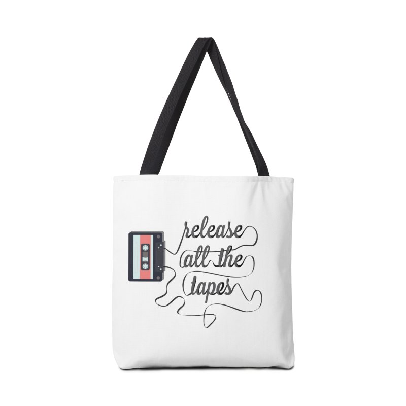 release all the tapes Accessories Bag by random facts