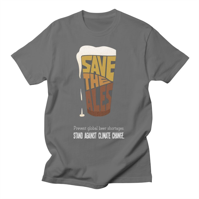 Save the Ales (20th anniversary remix) Men's T-Shirt by random facts