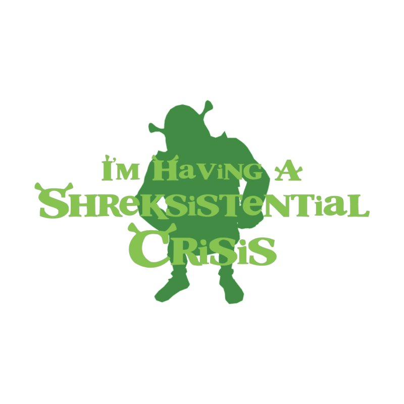Shreksistential Crisis Tee by So Yesterday