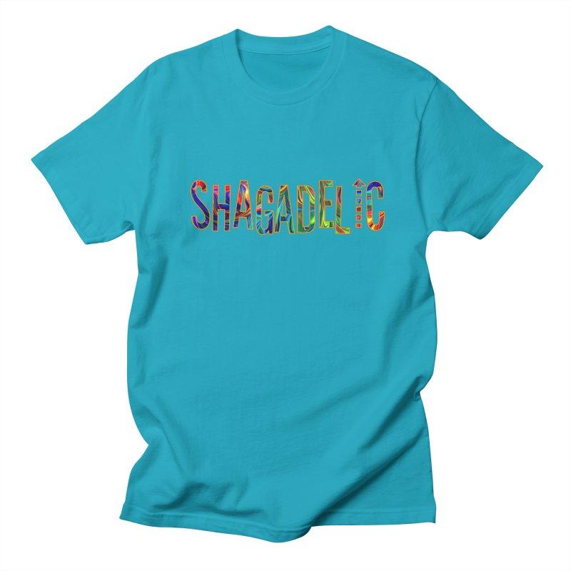 Shagadelic Tee Women's Regular Unisex T-Shirt by So Yesterday