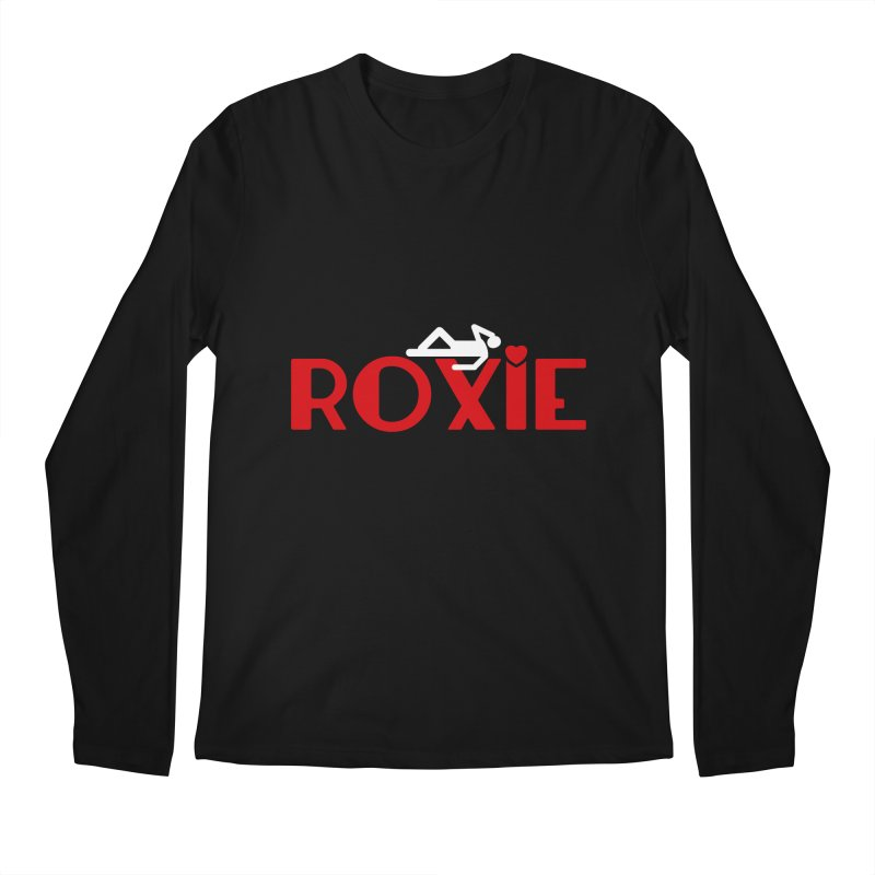 Roxie Tee Men's Regular Longsleeve T-Shirt by So Yesterday