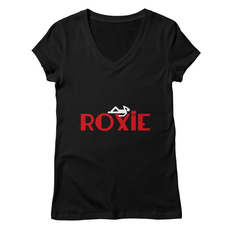 Roxie Tee Women's Regular V-Neck by So Yesterday