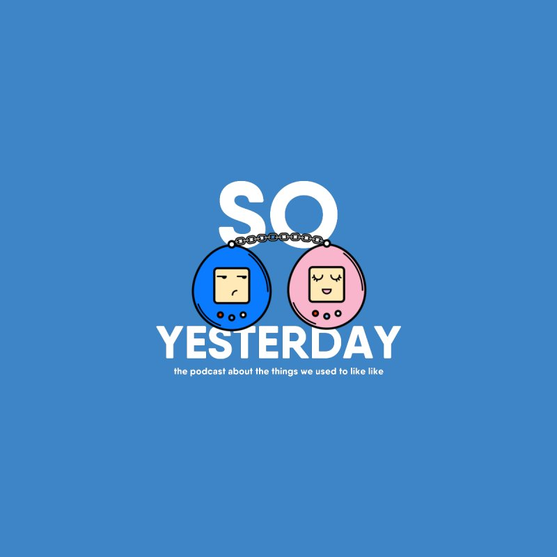 So Yesterday Logo Tee Women's T-Shirt by So Yesterday