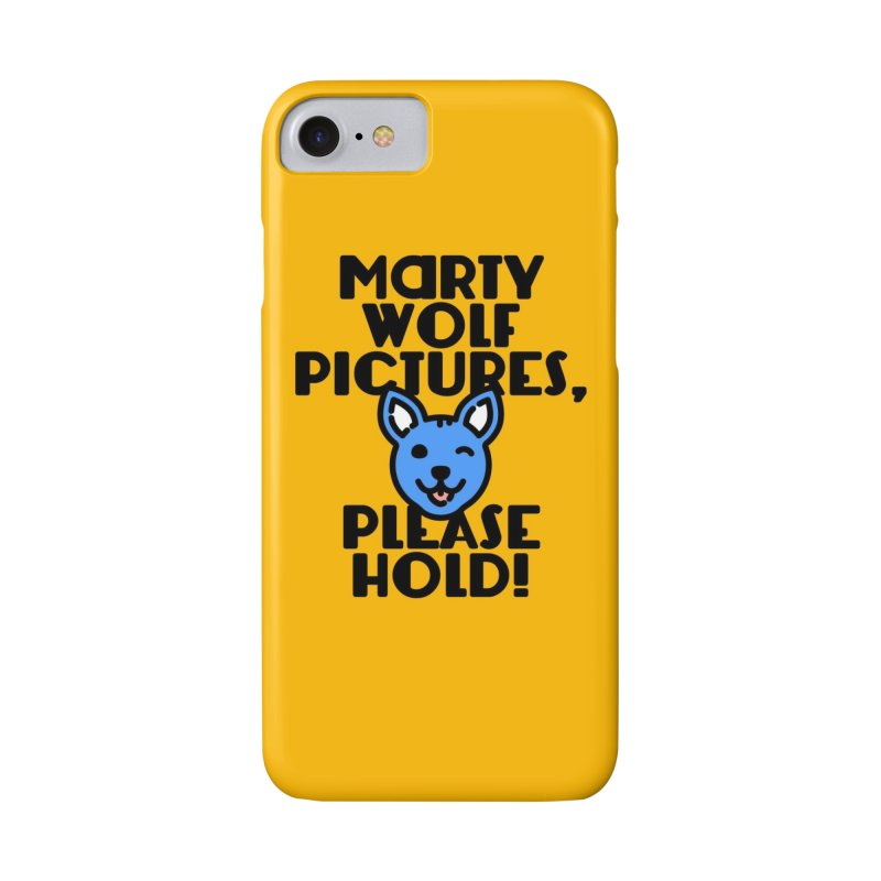 Marty Wolf Pictures Phone Case in iPhone 8 Phone Case Slim by So Yesterday