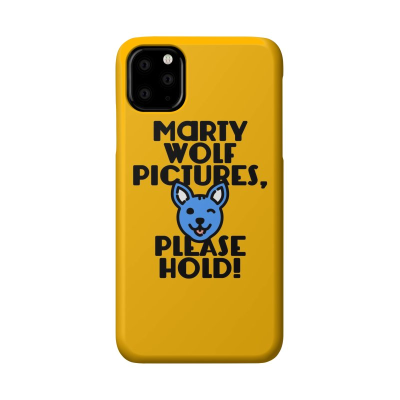 Marty Wolf Pictures Phone Case Accessories Phone Case by So Yesterday