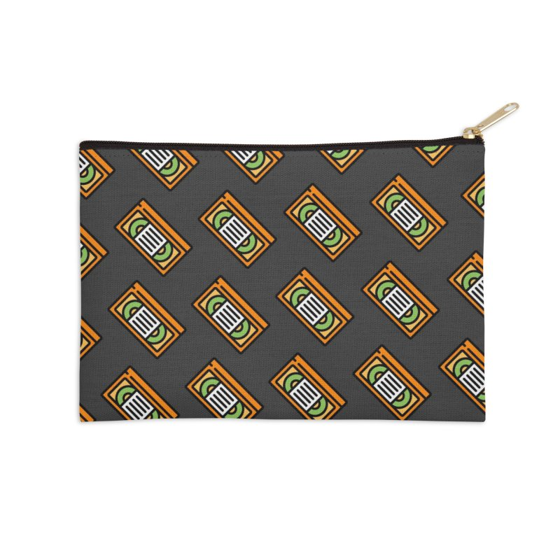 Nick VHS Pouch Accessories Zip Pouch by So Yesterday